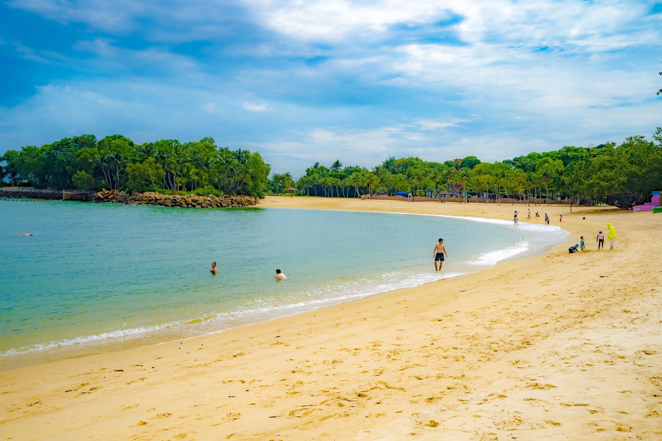 Singapore Sentosa Palawan Beach5