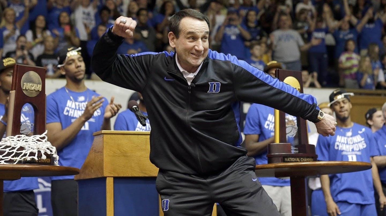 Watch Inside Basketball With Duke's Coach K live