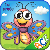 Spelling Bug 1st Grade Words Android APK Download Free By Ace Edutainment Apps