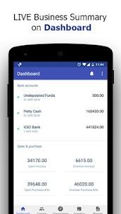 Zybra – GST Invoicing, Accounting & Inventory App 2.0 Mod + APK + Data UPDATED 1