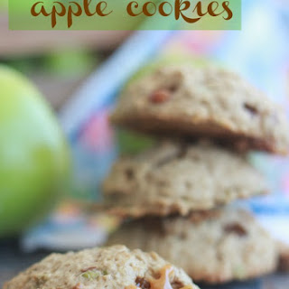 Whiskey Caramel Apple Cookies and Sleep Talking Weirdness