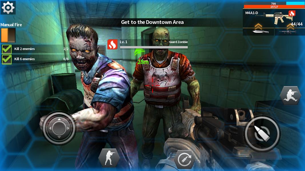 Fatal Raid para android