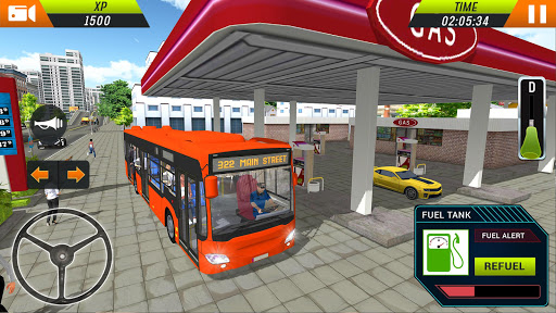 Public Bus Transport Simulator 2018 2.2 screenshots 4