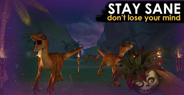 Jurassic Survival Island EVO PRO  Apk Mod (Dinheiro Infinito + Sem Fome e Sede) 4