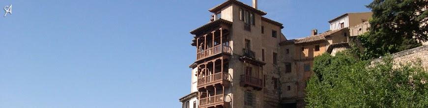 Photo: Casas colgadas de Cuenca