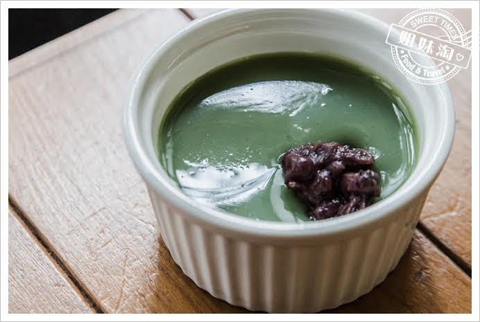 麗貞館抹茶紅豆