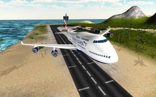 simulator penerbangan: pesawat 1.32 screenshots 7