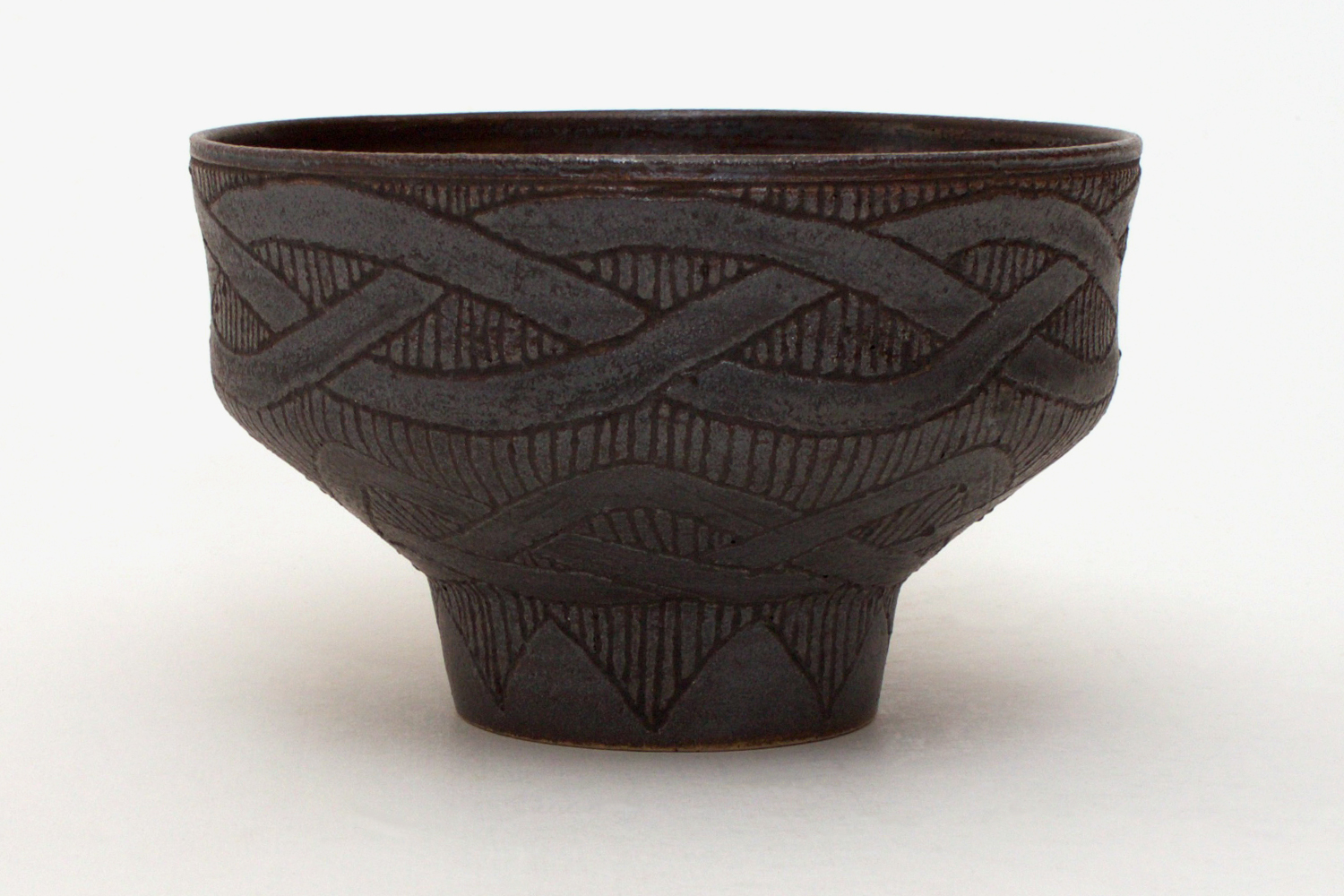 Chris Carter Ceramic Tea Bowl 032