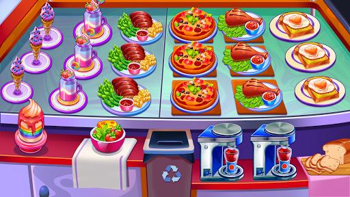 USA Cooking Games Star Chef Restaurant Food Craze modavailable screenshots 13