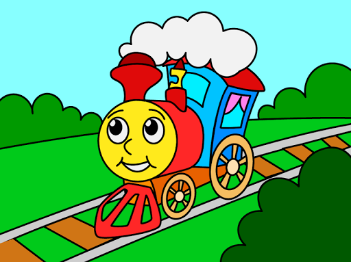 Coloring games : coloring book  screenshots 4