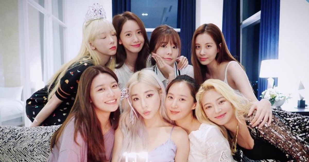 girls generation reunion feature