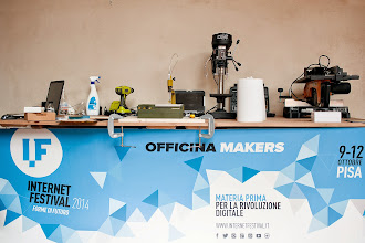 Photo: SMS - Officina Makers Photo by www.michelabiagini.com