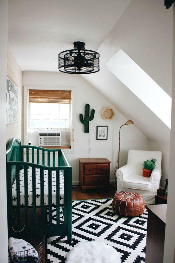 Green Baby Boy Bedroom Ideas