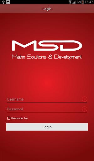 MSD App
