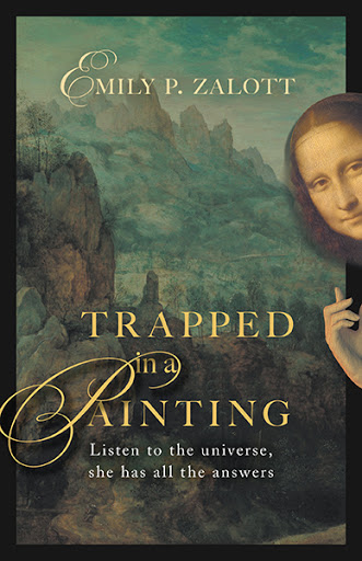 Trapped in a Painting cover