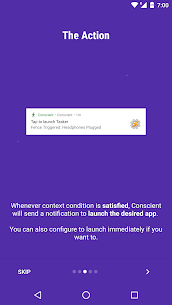 Conscient – Context Aware app 1.1 Download APK Mod 3