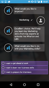 nhance: learn business skills- screenshot thumbnail