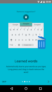 Google Keyboard v5.1.21.126465643