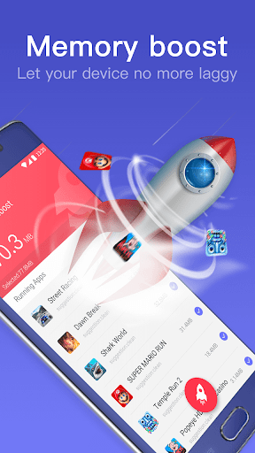 Deep Booster - Personal Phone Cleaner & Booster 1.3.2 screenshots 1