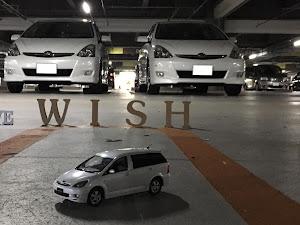 ウィッシュ ANE10G エアロスポーツパッケージリミテッドのカスタム事例画像 nagisaさんの2019年10月20日00:32の投稿