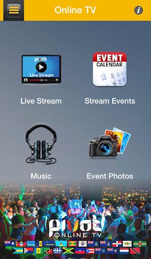 Pivot Mobile App