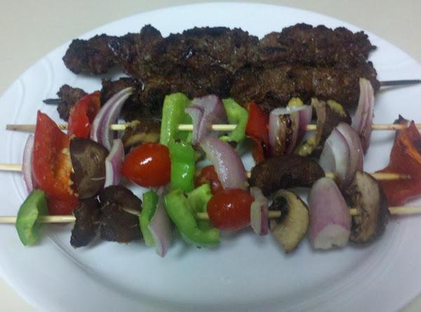 Summer Kebabs Recipe