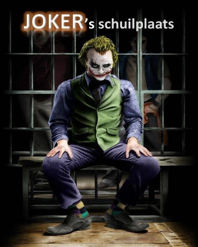 de kamer joker's schuilplaats bij escape room vlaanderen in niel nabij antwerpen