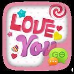 (FREE) GO SMS LOVE YOU THEME Icon