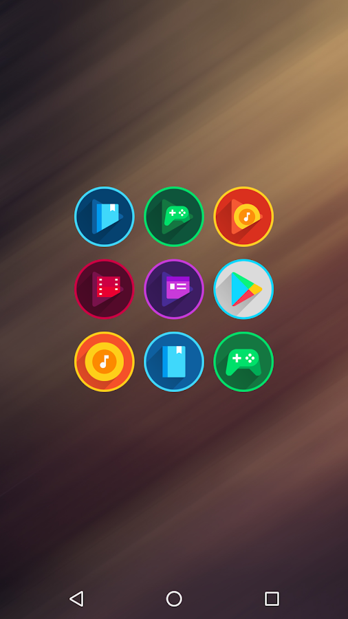 Velur - Icon Pack- screenshot