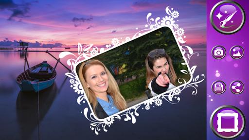 玩攝影App|美丽的相框免費|APP試玩
