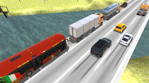 Heavy Traffic Racer: Speedy android2mod screenshots 10