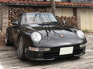 911 993 タルガ 1997年式のカスタム事例画像 なぞくまさんの2020年05月05日20:11の投稿