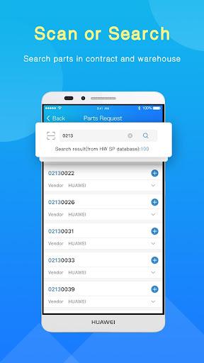 iCare-Huawei Version 2.3.3 screenshots 2