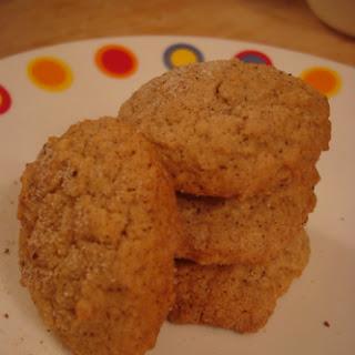 Chai Tea Cookies