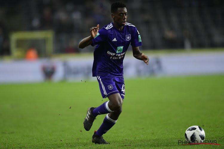 """Youngster van Anderlecht ziet het ook: """"Zo gaat het niet lukken tegen Genk"""""""