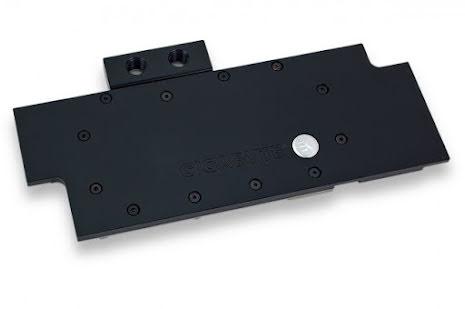 EK vannblokk for skjermkort, EK-FC1080 GTX G1 - Acetal+Nickel