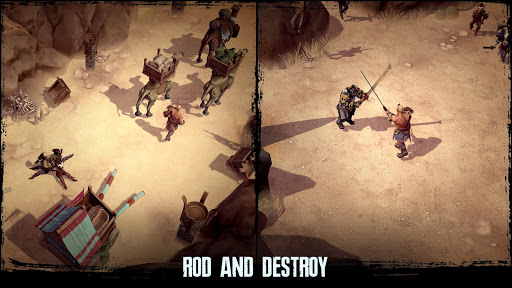 Exile Survival u2013 Survive to fight the Gods again apkdebit screenshots 10