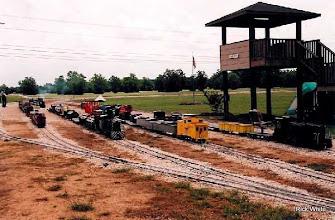 Photo: Cypress Creek Yard   SWLS - HALS 2001-0526