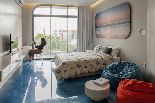 Housing Saigon cung cấp các căn hộ studio có vị trí đắc địa