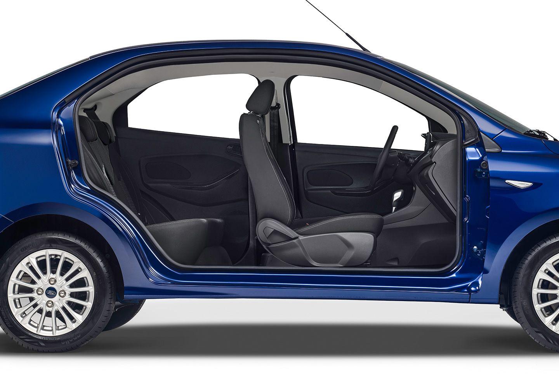 Ford Figo Sedán 2019 interior