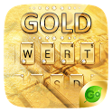 Gold Pro GO Keyboard Theme icon
