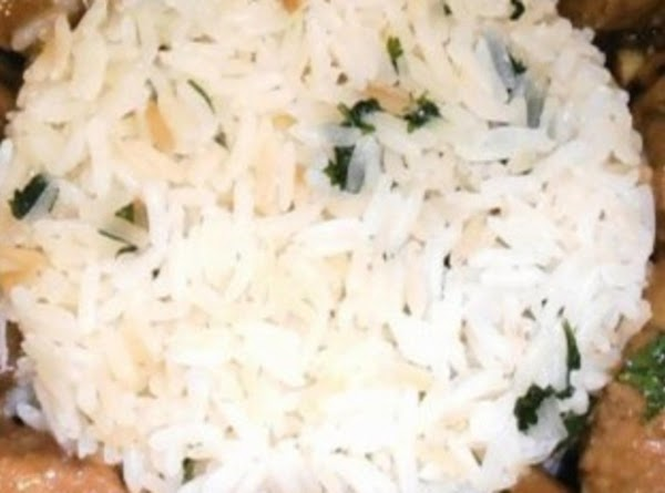 **toasted rice** add 1 cup of rice to a stock pot.  add 2...