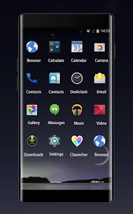 Theme for LG G Flex HD - náhled