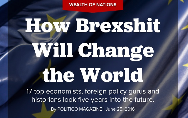 Brexit -> Brexshit