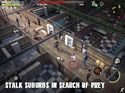 Game Prey Day: Survival - Craft & Zombie APK for Windows Phone