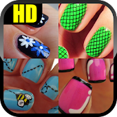 Nail Art & Design Wallpaper