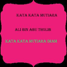 Ali Bin Abi Thalib Kutipan Kata Kata Kata Bijak 10 Latest
