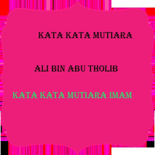 Download Ali Bin Abi Thalib Kutipan Kata Kata Kata Bijak