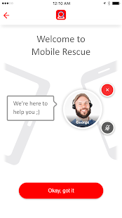 Mobile Rescue for Virgin Media- screenshot thumbnail