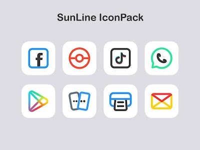 SunLine Icon Pack 1.0 (Patched)